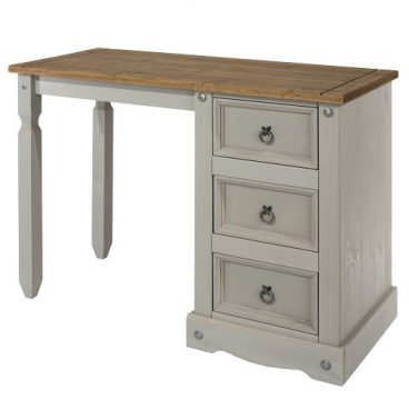 Corona Grey Dressing Table