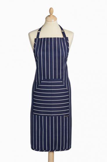 Butchers Blue Stripe Apron