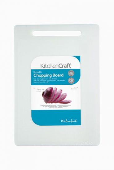 KitchenCraft Medium Polyethylene Chopping Board