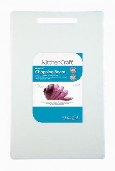 KitchenCraft Extra Large Polyethylene Chopping Board