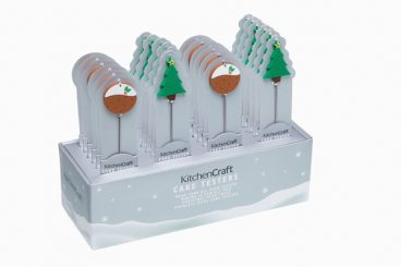 KitchenCraft Christmas Cake Tester