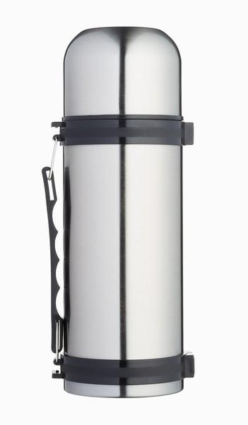 MasterClass Stainless Steel 1 Litre Vacuum Flask