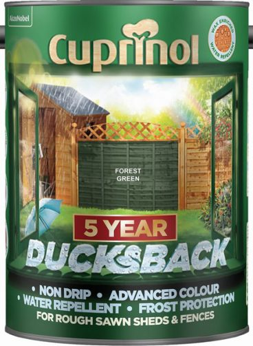 Cuprinol Ducksback Forest Green – 5L