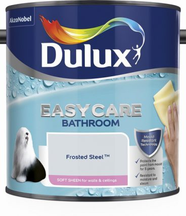 Dulux Easycare Bathroom Emulsion – Frosted Steel 2.5L