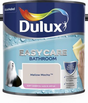 Dulux Easycare Bathroom Emulsion – Mellow Mocha 2.5L