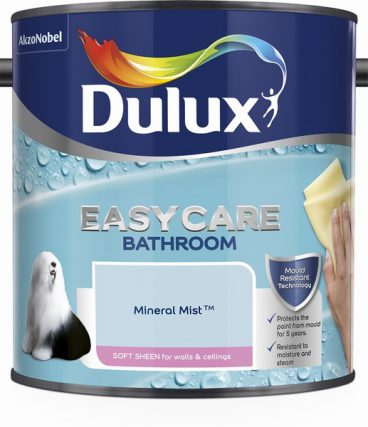 Dulux Easycare Bathroom Emulsion – Mineral Mist 2.5L