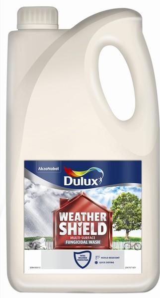 Dulux Weathershield Fungicidal Wash 2.5L