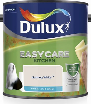 DLX KITCHEN NUTMEG WHITE
