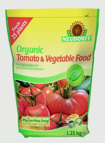 Neudorff Organic Tomato & Vegetable Food 1.25kg