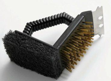 Landmann BBQ Cleaning Brush Black