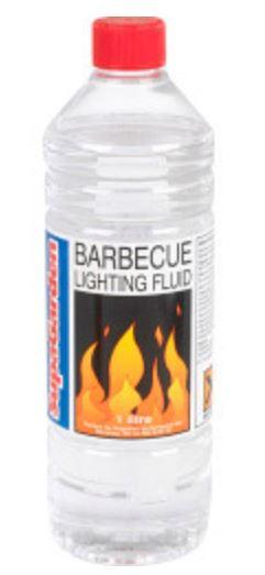 SupaGarden BBQ Lighter Fluid 1L