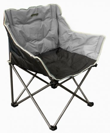 Autograph Kent XL chair in black and grey