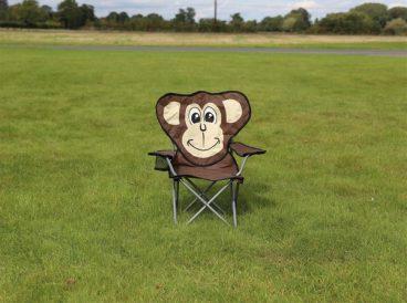Quest – Childrens Fun Folding Chair – Monkey