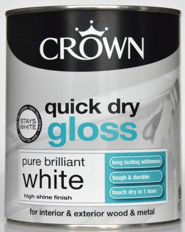CROWN QD GLOSS PBW 750ML
