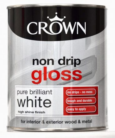 CROWN NON DRIP GLOSS PBW 750ML
