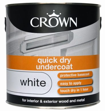 CROWN QD UNDERCOAT PBW 2.5L