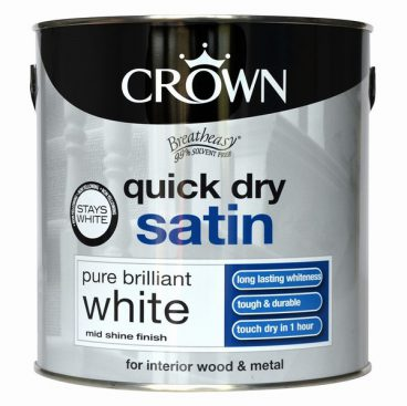 CROWN QD SATIN PBW 2.5L