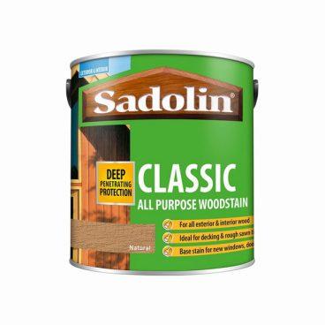 Sadolin Classic – Natural – 2.5L