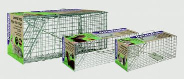 Defenders Animal Trap Small Size Cage