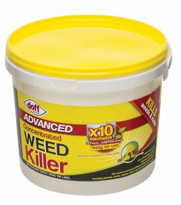 Doff Advanced Concentrated Weedkiller 10 Sachet