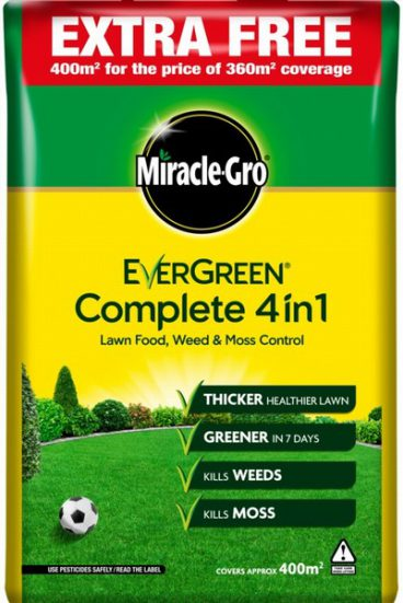 EVERGREEN COMPLETE 4IN1 BAG 360SQM