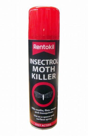 Rentokil Insectrol Moth Killer 250ml