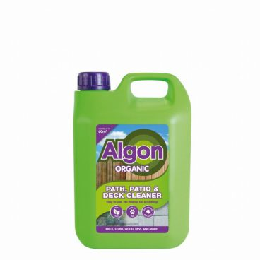 Algon Organic Path, Patio & Decking Cleaner 2.5L