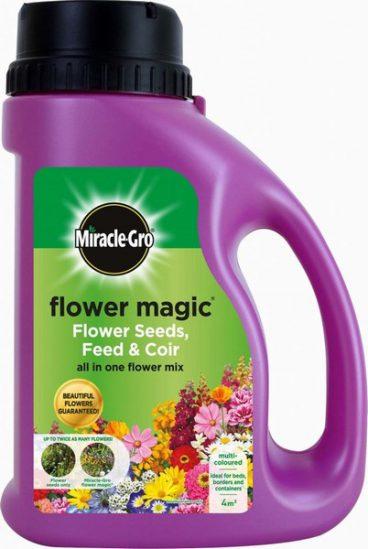 Miracle-Gro Flower Magic 1kg Multi Colour