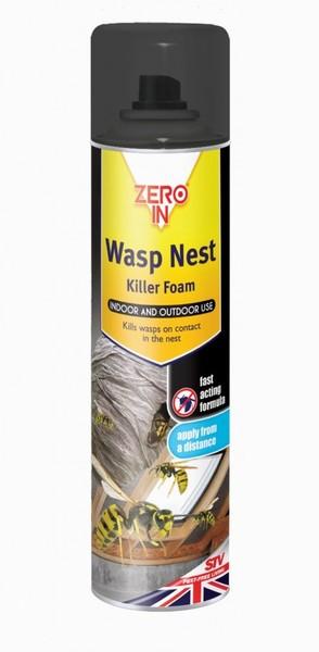 Zero In Wasp Nest Killer Foam 300ml
