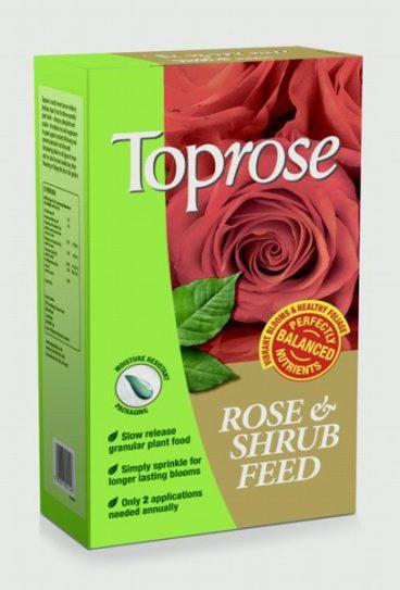 Toprose Fertiliser 4kg