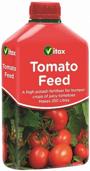 Vitax – Liquid Tomato Feed – 1L
