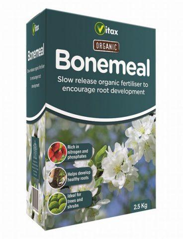 Vitax – Bonemeal – 2.5kg