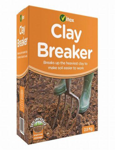 Vitax – Clay Breaker – 2.5kg