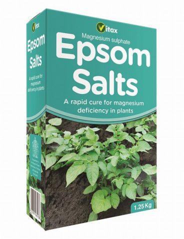 Vitax – Epsom Salts – 1.25kg