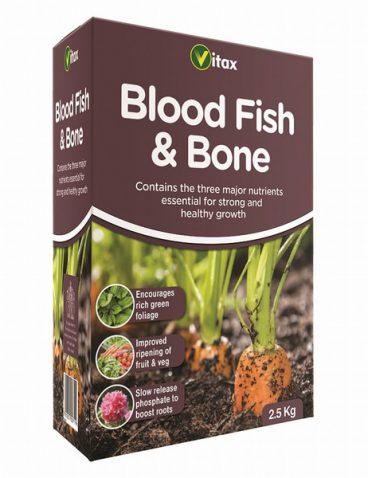 Vitax – Blood Fish & Bone – 2.5kg