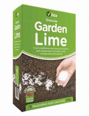 Vitax – Garden Lime – 3kg