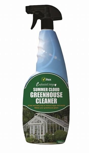 Vitax – Summer Cloud Greenhouse Cleaner – 750ml