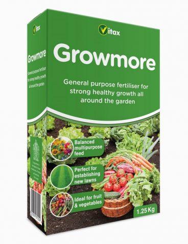 Vitax – Growmore – 1.25kg