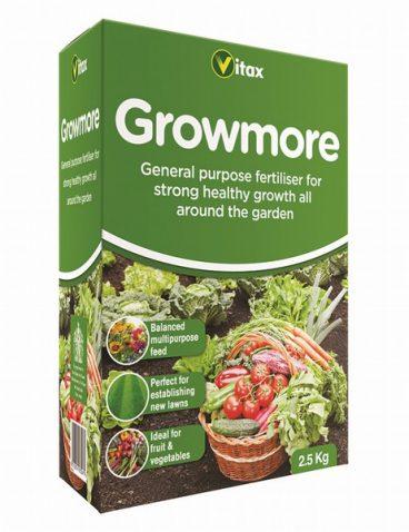 Vitax – Growmore – 2.5kg