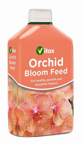 Vitax – Orchid Bloom Feed – 500ml