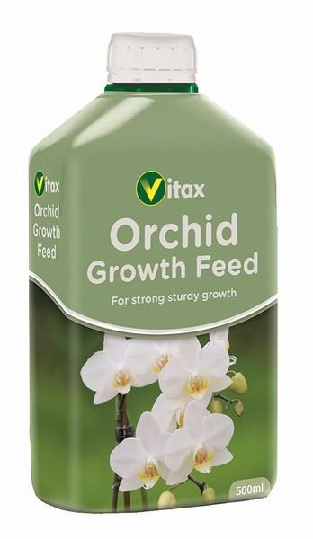 Vitax – Orchid Growth Feed – 500ml