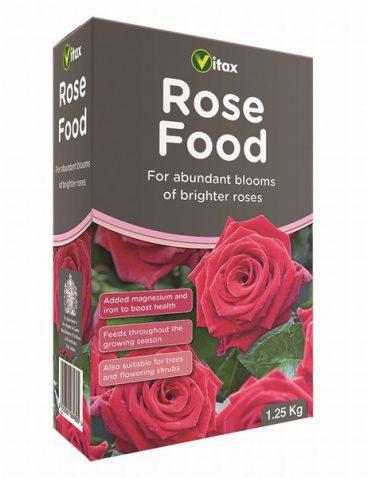 Vitax – Rose Food – 1.25g