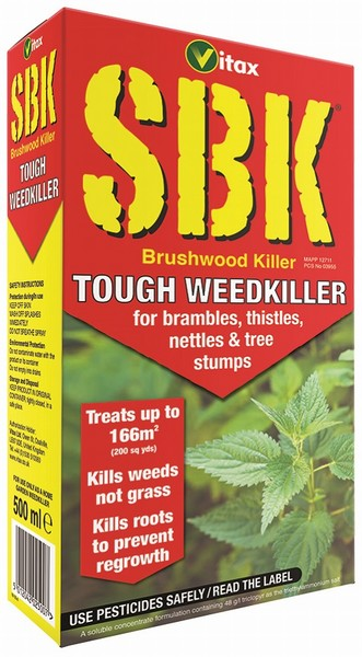 Vitax – SBK Brushwood Killer – 500ml