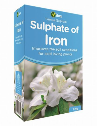 Vitax – Sulphate of Iron – 1.25kg