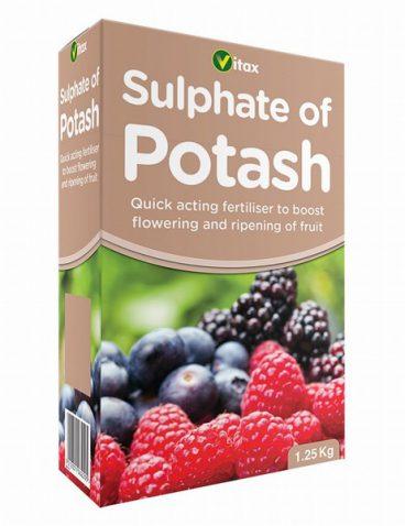 Vitax – Sulphate of Potash – 1.25kg