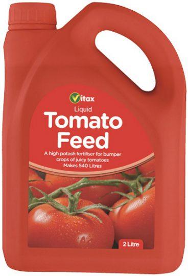 Vitax – Liquid Tomato Feed – 2L
