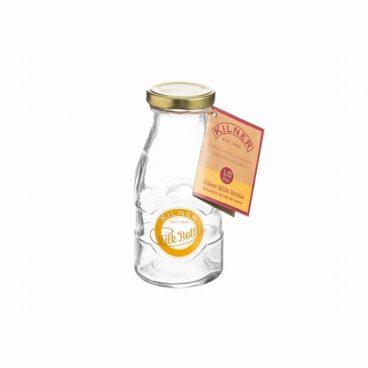 Kilner – Milk Bottle – 1/3Pint / 189ml