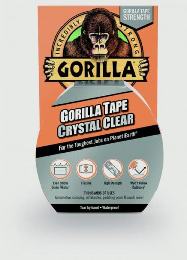GORILLA CLEAR REPAIR TAPE 8.2M