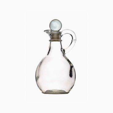 OIL / VINEGAR JAR GLASS K/C