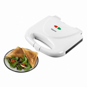 800W 2 Slice Sandwich Toaster White